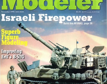 FineScale Modeler Magazine The essential tool for model January 1999