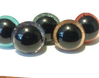 Hand Painted Safety eyes 12mm
