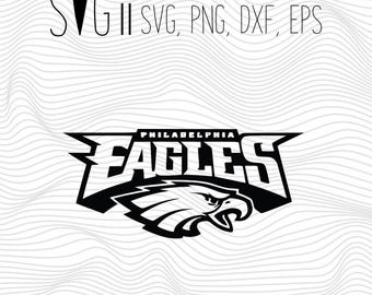 Philadelphia Eagles SVG Files, Philadelphia Eagles cut Files, SVG Cutting Files, Philadelphia Eagles SVG File, Philadelphia Eagles Cricut