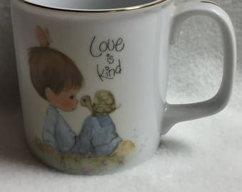 Precious Moments 'Love is Kind' Mug (#014)