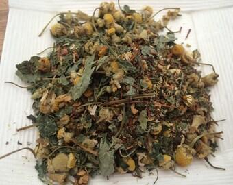 Organic Herb Tea: Cheer you up