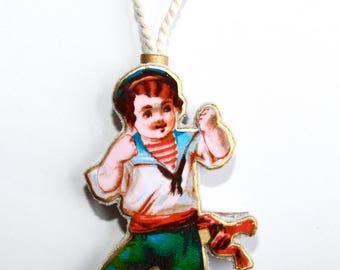 Hey, Sailor Ornament