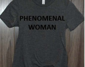 Phenomenal Women's Relaxed Fit T-Shirt Relaxed Equal Pay Day Maya Angelou