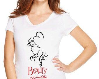 Beauty and the Beast - Beauty and the Bump - Maternity