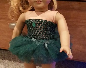 DOLL TUTU with TOP