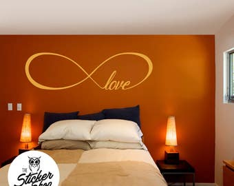 Endless Love Wall Decal