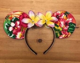 Polynesian Resort Ears