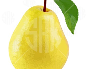 Pear Original Art Download
