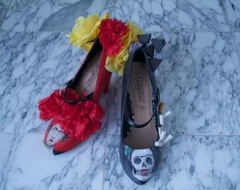 Frida Kahlo Shoes