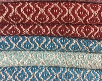 Handwoven 100% Turkish cotton throws