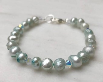 SIREN Pearl Bracelet