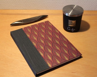 Bound notebook