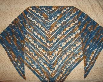 Bruinen Wool Shawl