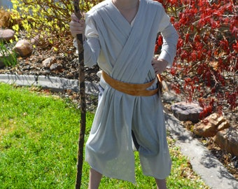 Rey Star Wars Costume, Girls, The Force Awakens