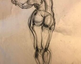 Gesture Study II