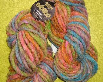 Noro Oimochan Multi - Pretty Spring Colors - Discontinued wool yarn - DESTASH