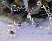 Cuffs AND Climbers Earrin...