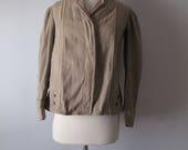 Antique Edwardian Women's Wool Jacket