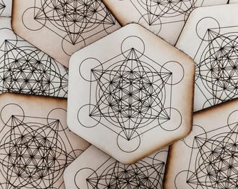 Flower of Life Laser Patch ADD-ON