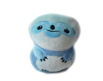 Stuffed Sloth | Plush Sloth | Sloth Pillow | Sloth Decor | Sloth Toy | Sloth Doll | Nursery Decor | Nerd Gift | New Baby Gift | Kawaii Toy