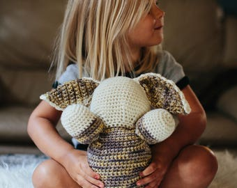 Cottontail Cuddle crochet pattern