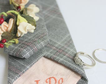 I Do Wedding Neck Tie
