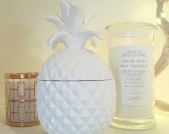 16 oz. Pineapple Candle