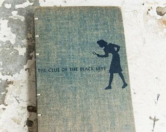 1951 NANCY DREW Vintage Notebook Journal