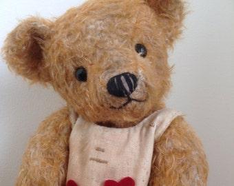 Hampton Bears, Suzie Sugarplum, antique old style Artist Bear