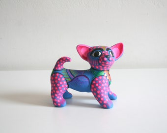 Mexican Chihuahua Figurine