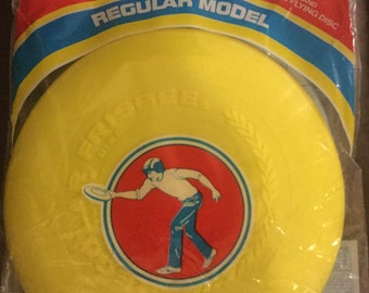 Vintage WHAM-O Frisbee from 1981