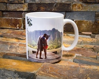 Girlfriend Gift, Coffee Mug, Personalized Mug, Custom Photo Mug, Gift for Mom, Gift for Her, Gift for Wife, Create Your Mug, Boyfriend Gift