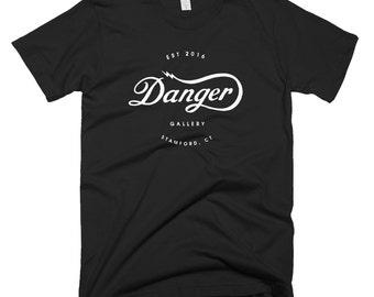 "Danger Gallery ""Est 2016"" Men's MEDIUM T-shirt"