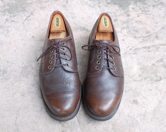 Vintage Mens 11ee Red Wing Redwings USA Classic Lace Up Oxfords Brogues Dress Casual Wedding Shoes Comfortable Fashion Hipster Leather Shoes