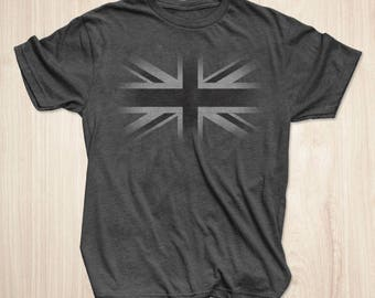 British Flag Shirt, Great Britain T-shirts