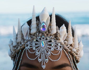 Galactic Magic Mermaid Tiara
