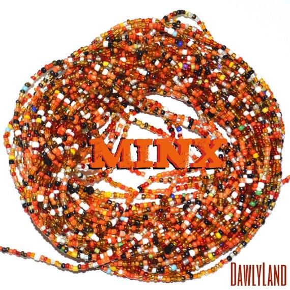 Minx ~ Waist Beads ~ YourWaistBeads.com