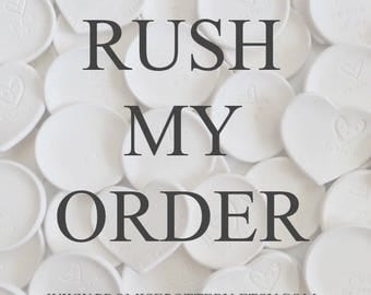 RUSH ORDER SERVICE