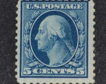 US 5cent 1917 MLH