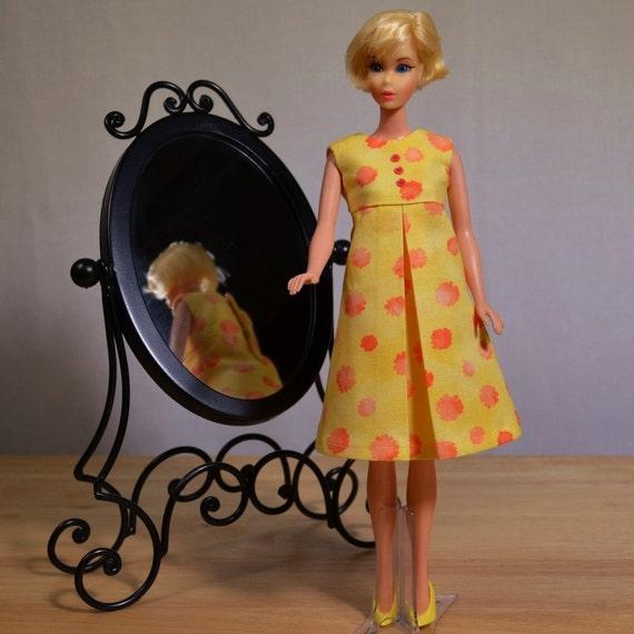 Mod Retro Sixties Style Barbie Dress