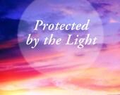 Protected by the Light: A Spiritual Memoir by Debra Roinestad