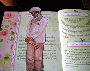Louis Armstrong bookmark