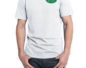 Merlotte's Bar and Grill Waitress, District Threads, Direct to Garment, Men's T-Shirt in White