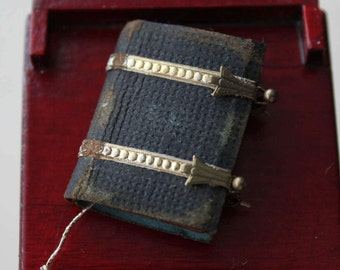 Handmade Miniature Book 1/12