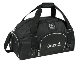 Personalized Gym Bag, Duffel Bag, Duffle, Duffel Shoe Bag, Shoe Duffel, Sports Bag, Workout, Overnight Bag, Travel Bag, Personalized Gifts