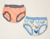 organic underwear, panties, little girls panties, organic underwear, toddler panties, underwear, briefs, girls panties, chickens, panty