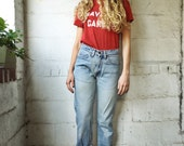 30% OFF 1980s Light Wash Levis 505 Orange Tab Jeans 27
