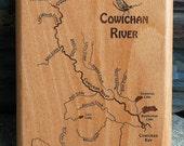 COWICHAN RIVER MAP Fly Bo...