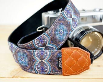 Personalize Camera Strap - Triumph for DSLR and Mirrorless