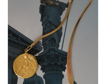 NIKE: Goddess of Victory, 9G, A Very Fast Runner, with Eagle, Bookmark, Great Holiday Gift